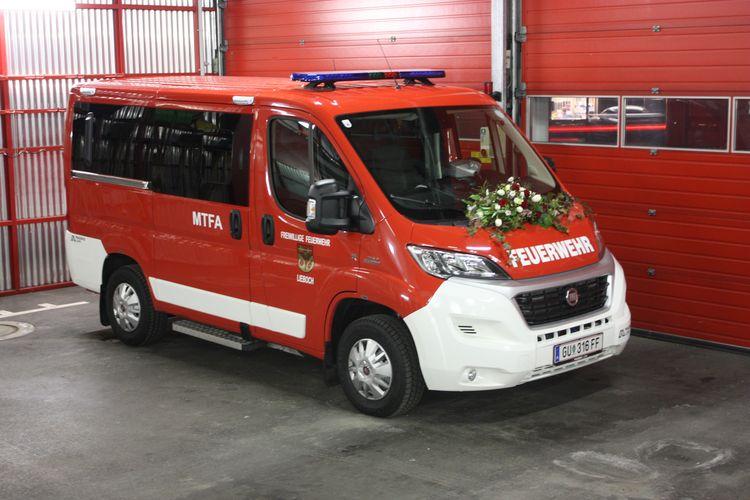 MTFA - Mannschafts-Transportfahrzeug