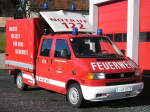 VFA -Versorgungsfahrzeug