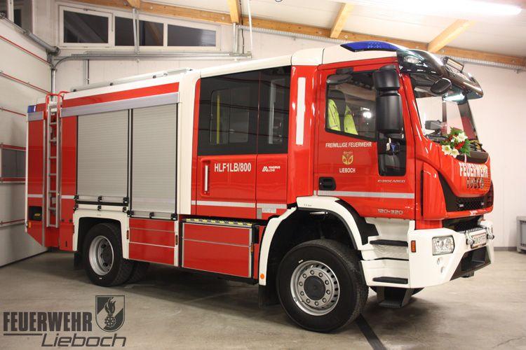 HLF1-800 - Löschfahrzeug